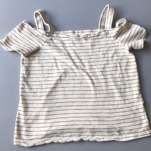 Madewell Cotton  Top XS